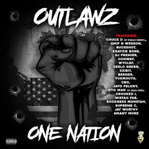 The Outlawz release One Nation